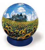 PUZZLEBALL TOURNESOLS 240 PIECES - PUZZLE RAVENSBURGER - 110056