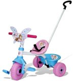 TRICYCLE BE FUN WINX CLUB - SMOBY - JEU PLEIN AIR