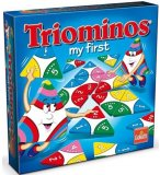 TRIOMINOS MY FIRST - JEU DE SOCIETE - GOLIATH