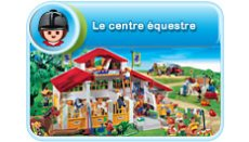 Le centre �questre