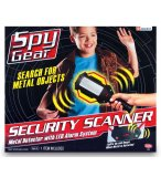 DETECTEUR DE METAUX SECURITY SCANNER - SPY GEAR - ESPION - 70321