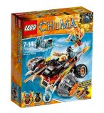 LEGO LEGENDS OF CHIMA 70222 LE BULLDOZER PANTHERE