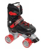 PATINS A ROULETTES QUAD AJUSTABLES 27 A 30 - ALERT SPORTS - JEU PLEIN AIR