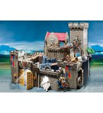 PLAYMOBIL KNIGHTS 6000 CHATEAU DES CHEVALIERS DU LION IMPERIAL