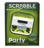 SCRABBLE PARTY ELECTRONIQUE - JEU DE LETTRES - MATTEL - Y2364