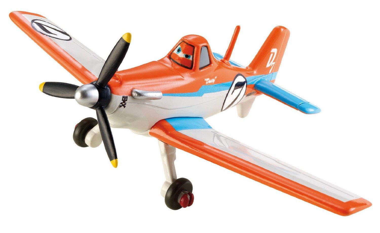 Jouet Mattel Disney Avion Planes Dusty Avion De Course X9460