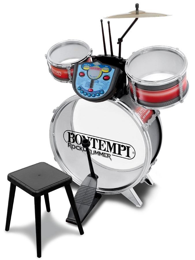 batterie lectronique bontempi pas ch re jouet musique. Black Bedroom Furniture Sets. Home Design Ideas