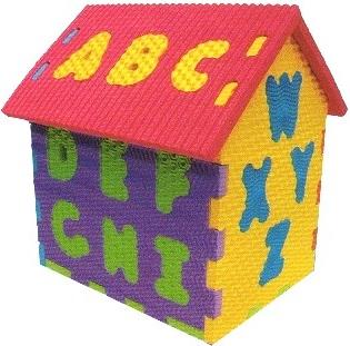 b b d couvertes maison puzzle dalles en mousse. Black Bedroom Furniture Sets. Home Design Ideas