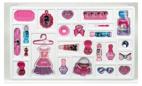 achetez calendrier de l avent barbie cosm tique maquillage. Black Bedroom Furniture Sets. Home Design Ideas