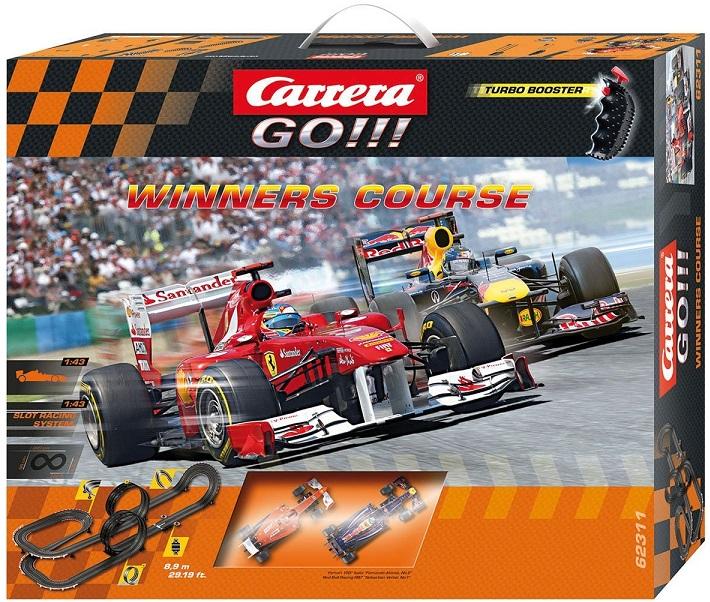 Coffret De Circuit Routier 233 Lectrique Winners Course