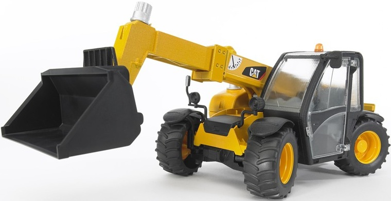 Chargeur caterpillar jouet bruder engin de chantier pour for Pelleteuse jouet exterieur