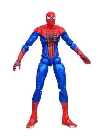 personnage articul spider man figurine spider man hasbro. Black Bedroom Furniture Sets. Home Design Ideas