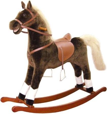 cheval bascule grand mod le animal bascule anim. Black Bedroom Furniture Sets. Home Design Ideas