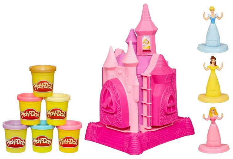 acheter coffret ch 226 teau des princesses disney play doh pas cher
