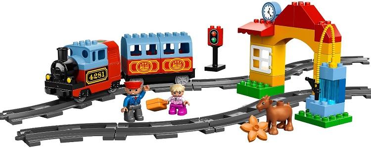 LEGO - 10810 - DUPLO - Jeu de Construction - Mon Premier