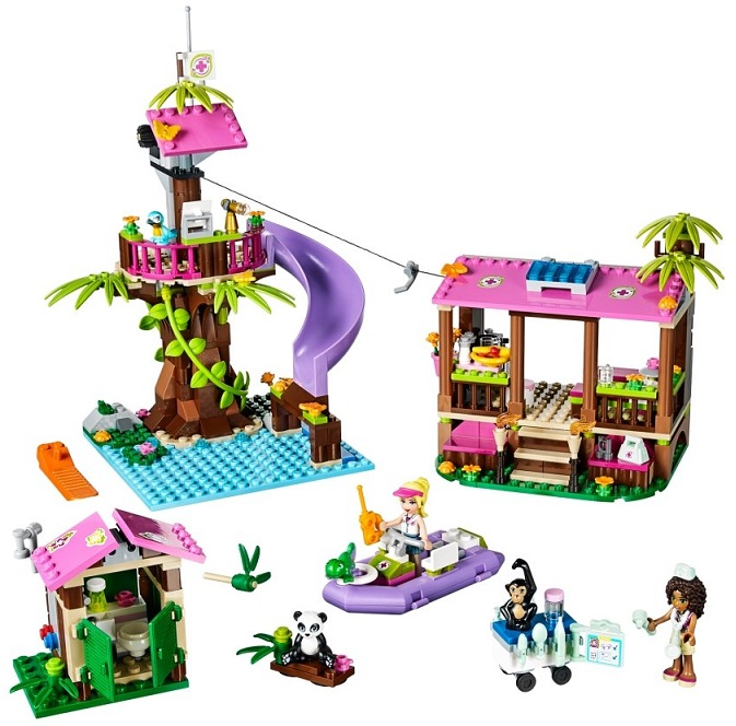 Plan de sauvetage des jouets