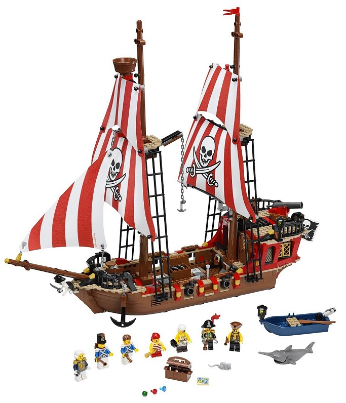lego pirates le bateau pirate 70413 au meilleur prix. Black Bedroom Furniture Sets. Home Design Ideas