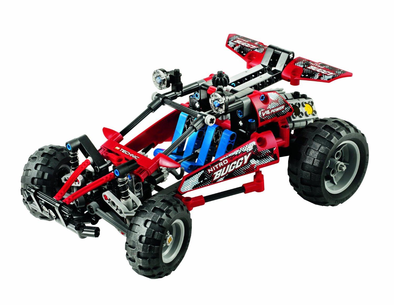 lego technic 8048 le buggy jeu de construction tracteur. Black Bedroom Furniture Sets. Home Design Ideas