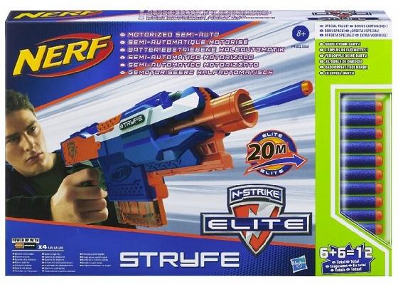 nerf n strike elite stryfe instructions