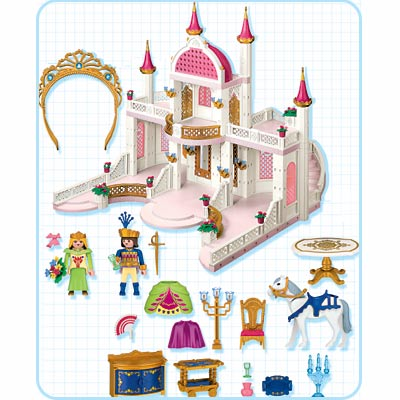 playmobil r f rence 4250 ch teau princesse. Black Bedroom Furniture Sets. Home Design Ideas