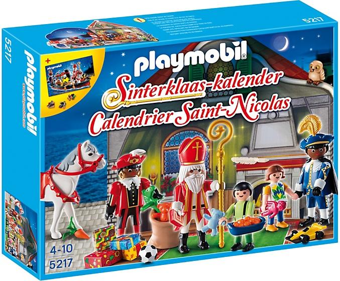 calendrier saint nicolas jouet playmobil 5217 au meilleur prix. Black Bedroom Furniture Sets. Home Design Ideas