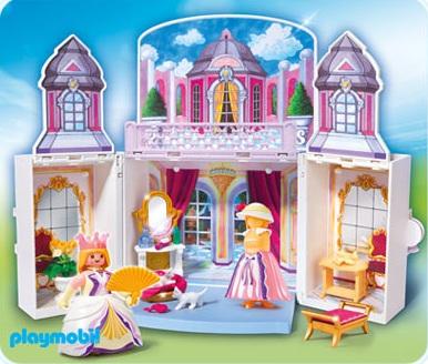 playmobil princesse playmobil 5419 petit ch teau de princesse playmobil. Black Bedroom Furniture Sets. Home Design Ideas