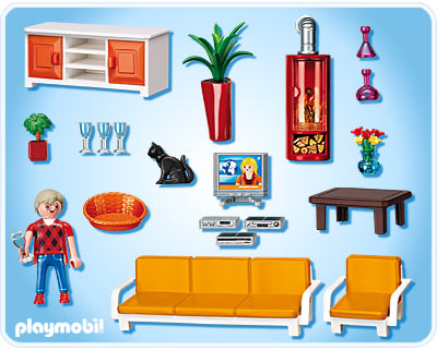 playmobil rfrence 5332 playmobil vie en ville. Black Bedroom Furniture Sets. Home Design Ideas