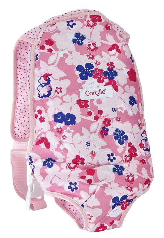 jouet porte b b rose pour poupon corolle nursery x0502. Black Bedroom Furniture Sets. Home Design Ideas