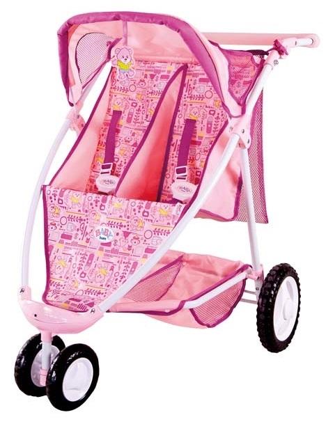 acheter poussette jogger pour jumeaux baby born au meilleur prix. Black Bedroom Furniture Sets. Home Design Ideas