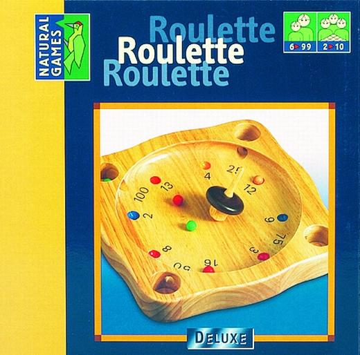Natural games roulette