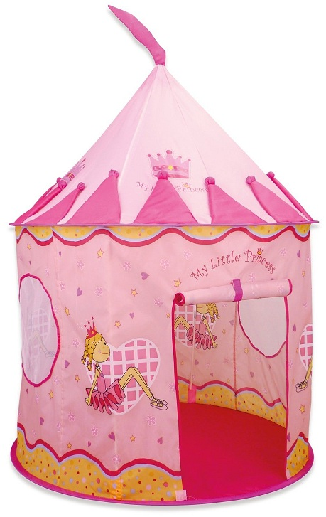 tente ch teau princesse jouet enfant 3 ans knorrtoys tente de jeu. Black Bedroom Furniture Sets. Home Design Ideas