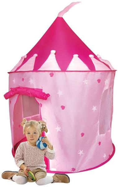 tente de jeu princesse jouet tente rose fille achat tente de jeu chambre enfant. Black Bedroom Furniture Sets. Home Design Ideas