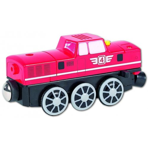 Beeboo, Train, Rails ~ Train Bois Electrique