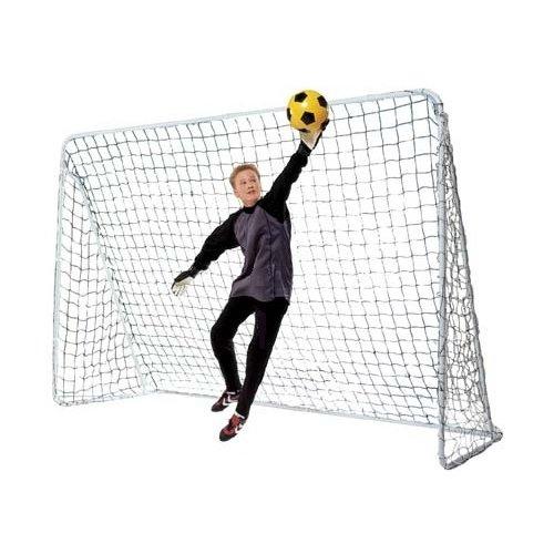 cage de foot m tal but de football pas cher cage de football enfant. Black Bedroom Furniture Sets. Home Design Ideas