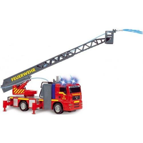 jouet camion pompier achat camion pompier avec son et. Black Bedroom Furniture Sets. Home Design Ideas