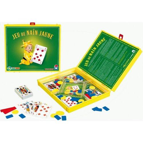 Jeu de nain jaune jeu de soci t dujardin jeu de cartes for Jeu societe dujardin
