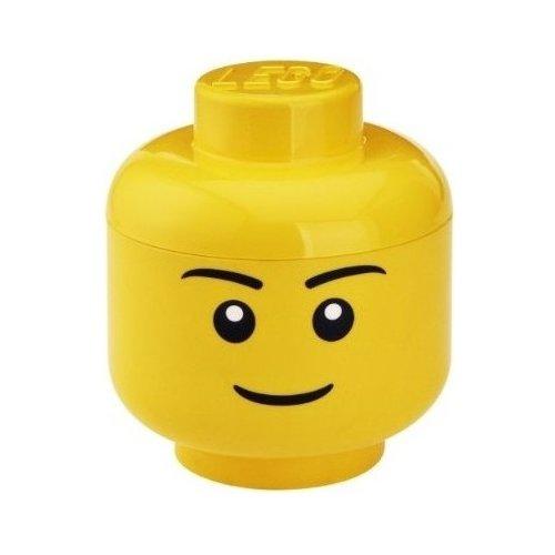 Bo te de rangement lego briques de rangement lego accessoire lego - Deguisement tete de lego ...