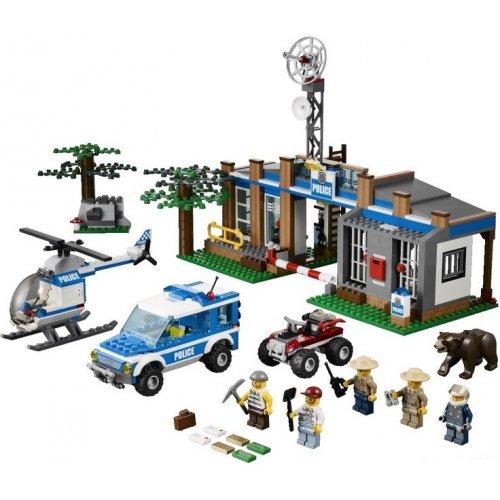 Boutique en ligne sp cialis e dans la vente de jeux et - Camion de police lego city ...