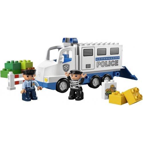 Lego lego duplo lego 5680 police lego duplo - Lego camion police ...