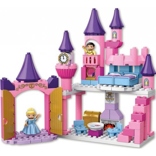 duplo princesse. Black Bedroom Furniture Sets. Home Design Ideas