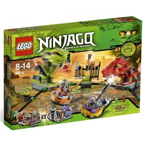 Toupie ninjago - Jeux ninjago final battle ...