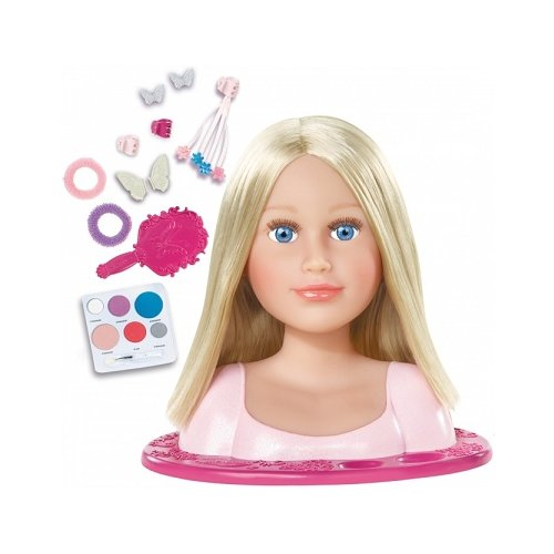 jouet t te coiffer et maquiller pas cher my model zapf 21 cm. Black Bedroom Furniture Sets. Home Design Ideas