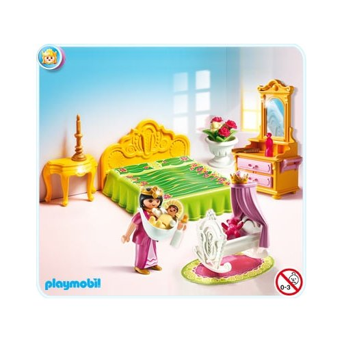 Emejing chambre princesse playmobil images for Chambre playmobil