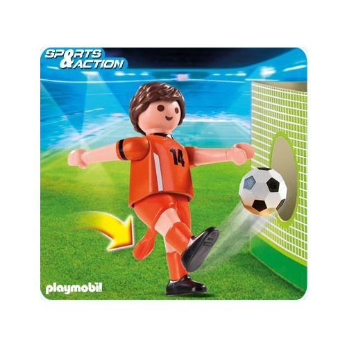 terrain de foot playmobil