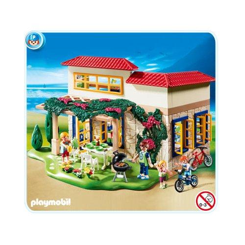 Playmobil r f rence 4857 maison - Plan maison de campagne playmobil ...