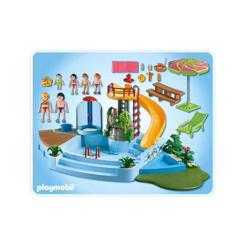 Piscine playmobil for Piscine playmobil