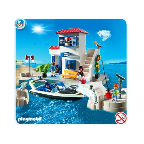 police playmobil. Black Bedroom Furniture Sets. Home Design Ideas