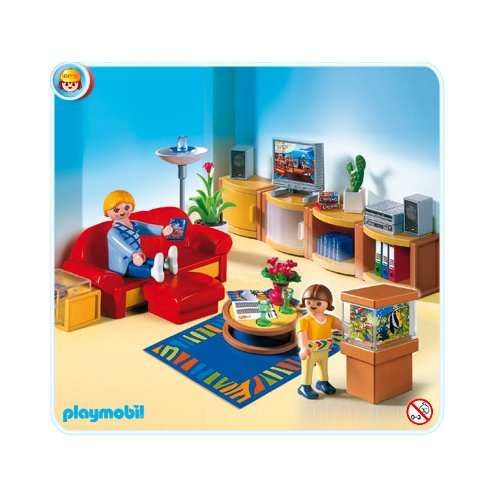 Playmobil r f rence 4282 vie en ville for Playmobil buanderie