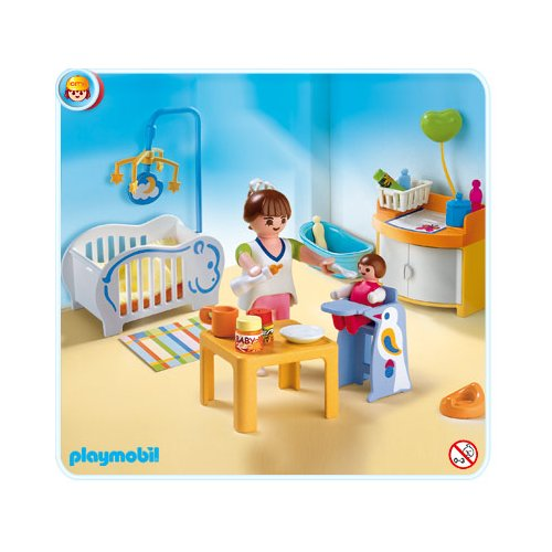 Playmobil r f rence 4286 vie en ville for Playmobil buanderie