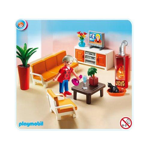 salon playmobil. Black Bedroom Furniture Sets. Home Design Ideas